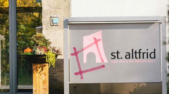 Jugendhaus St. Altfrid wieder geöffnet